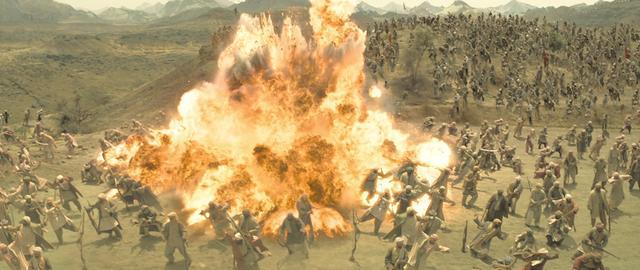 画像2: インド近代史に残る伝説の激闘を映画史上初めて完全映像化