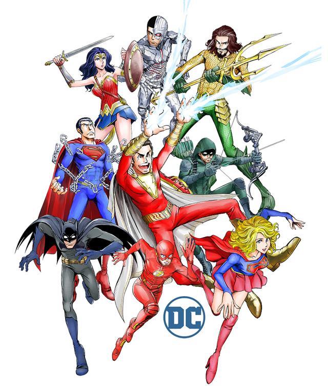 画像: DCコミックス|ワーナー・ブラザース