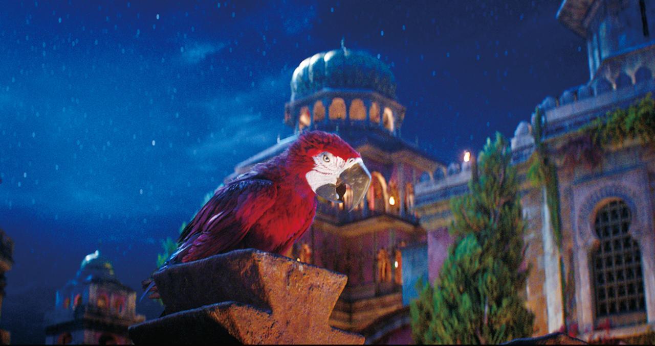 画像: クライマックスのイアーゴの姿は見てのお楽しみ!