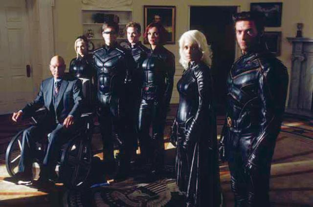 画像: 2003年 「 X-MEN 2 」
