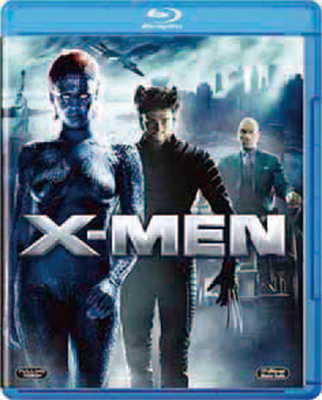 画像: 「X-MEN」 20世紀フォックス・HEよりBlu-ray発売中