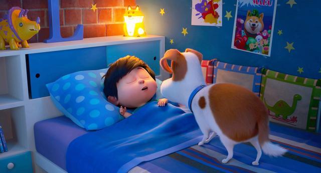 画像1: 「ペット2」で柴犬まるがハリウッド・デビュー!