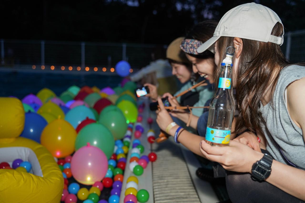 画像: ボールプールパーティ