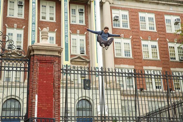 画像: ここまで高くは跳べませんが…身体能力はマジすごいんです