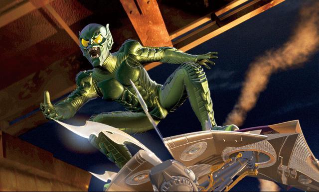 画像: 「スパイダーマン」のグリーンゴブリン