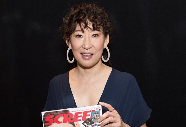 画像: 特報!ハリウッド外国人記者クラブのスター・インタビュー配信 サンドラ・オーin「キリング・イヴ」