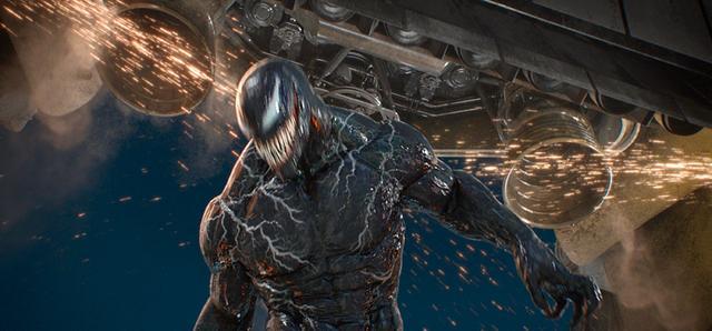 画像: スパイダーマンの好敵手ヴェノム