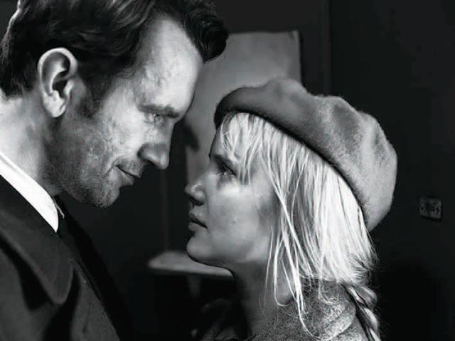 画像: モノクロ&歌曲が美しい…「COLD WAR あの歌、2つの心」6/28公開