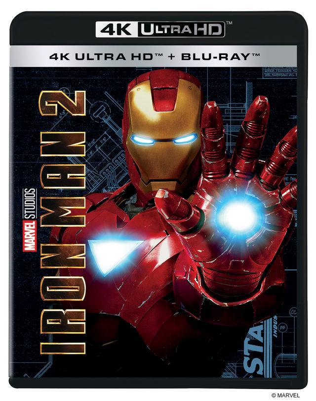 画像: 「アイアンマン2 4K UHD」