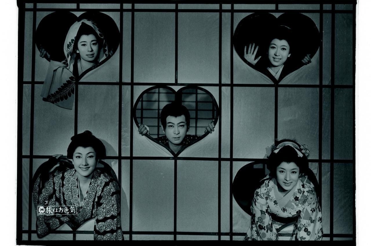 画像: 『旅はお色気」©KADOKAWA1961