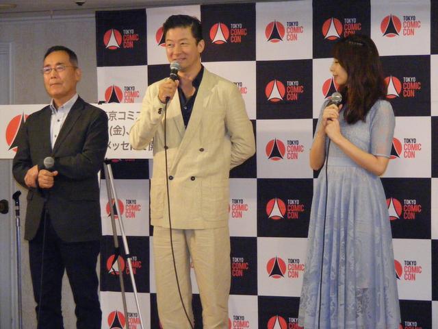 画像1: ついにセバスタに会える!東京コミコン2019 オーリ、そしてロン君も来日決定!
