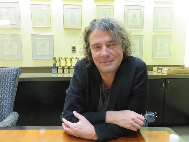 画像: インタビューに応えてくれたルヴォー