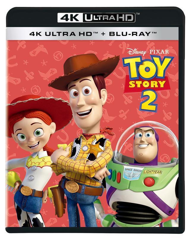 画像: 「トイ・ストーリー2」 4K UHD 2019年6月19日発売 MovieNEX発売中、デジタル配信中 発売元:ウォルト・ディズニー・ジャパン ©2019 Disney/Pixar