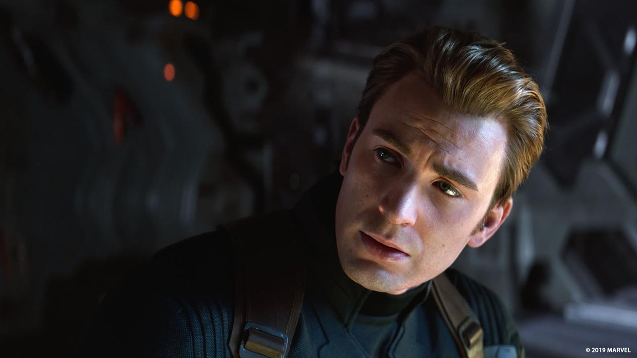 画像: キャプテン・アメリカ役のクリス・エヴァンス