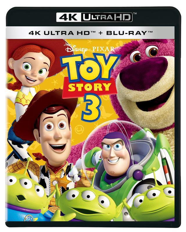 画像: トイ・ストーリー3 4K UHD 2019年6月19日発売 MovieNEX発売中、デジタル配信中 発売元:ウォルト・ディズニー・ジャパン ©2019 Disney/Pixar