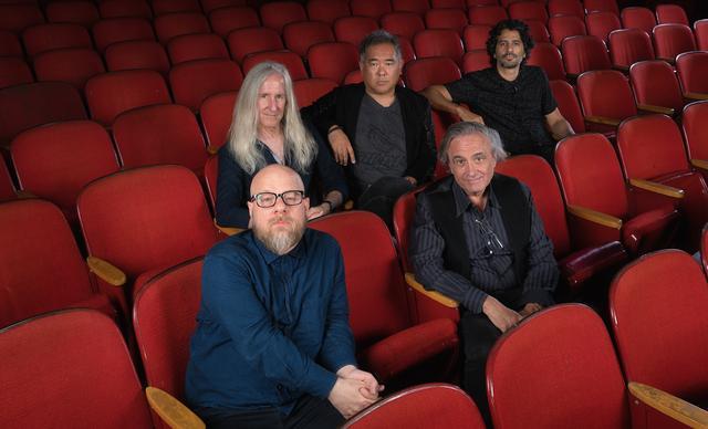 画像: 5人の監督たち