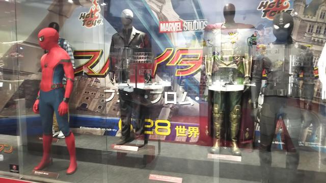 画像: 「スパイダーマン:ファー・フロム・ホーム」実使用の衣装6点が集結!