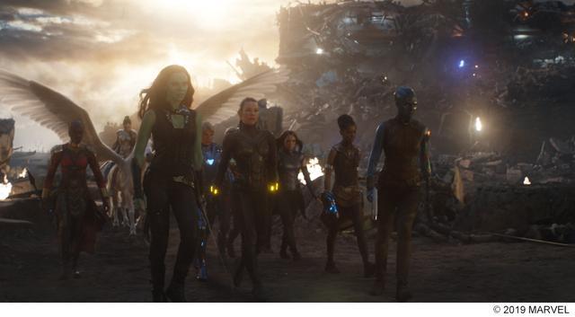 """画像: """"スーパーウーマンの日""""にちなんだ女性ヒーローの映像が到着!"""