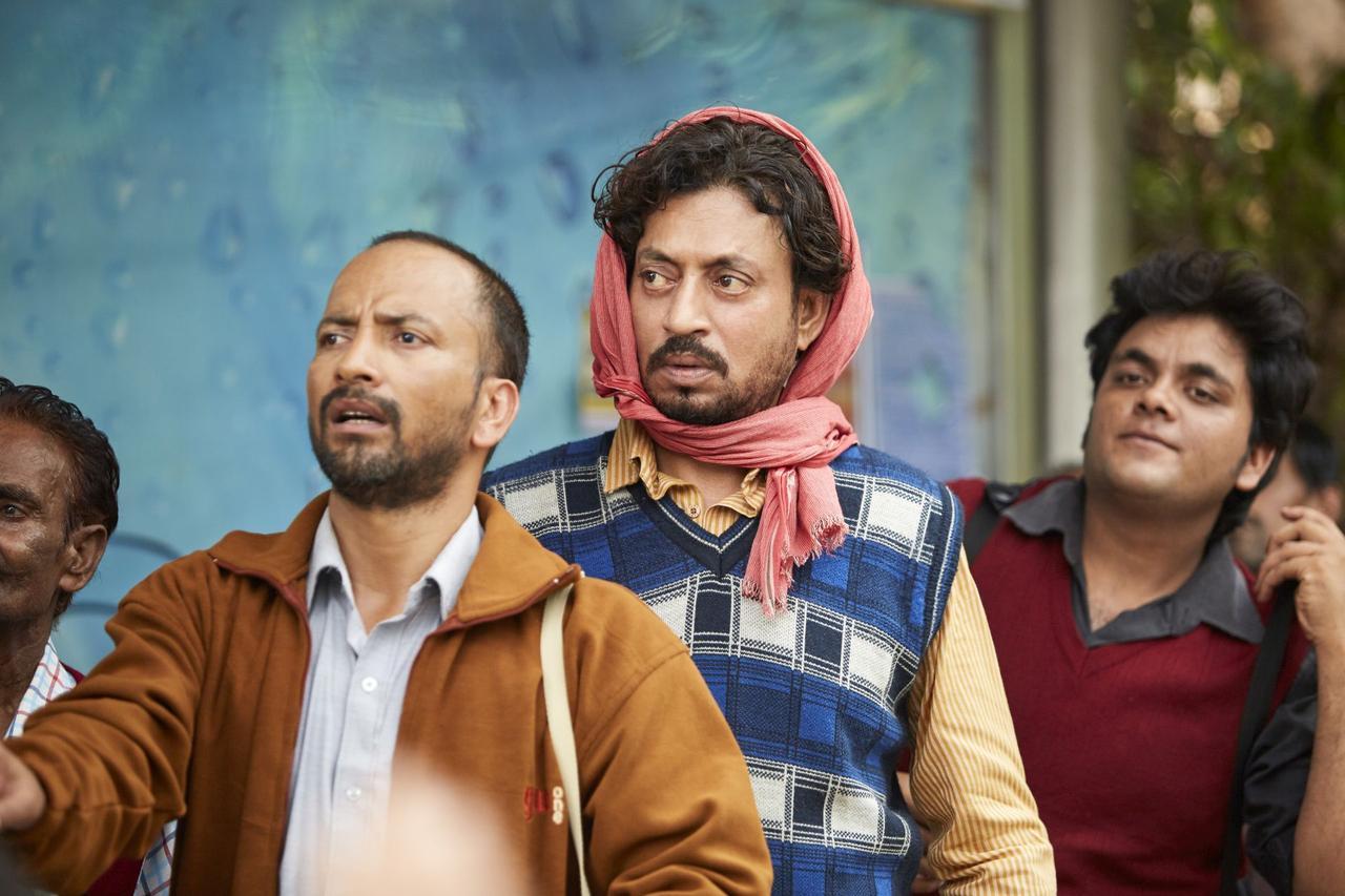 """画像2: """"お受験""""に翻弄される夫婦の姿をコミカルに描くインド映画の予告編が解禁"""