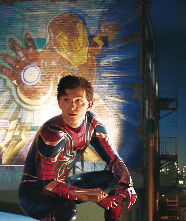 画像: トニーを失ったことでピーターには大きな喪失感があったが……