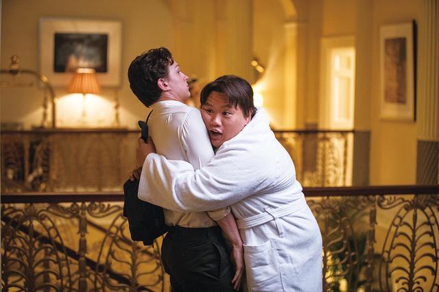 画像: 前作に続きピーターのおかしな親友ネッドたちが登場する