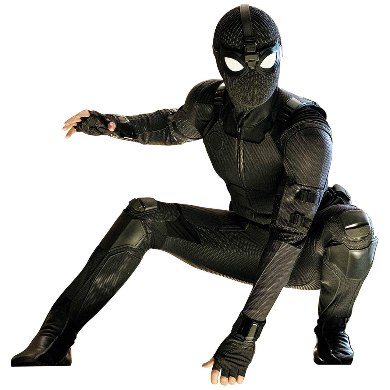 画像: 今回は様々なスパイディー・スーツが登場する