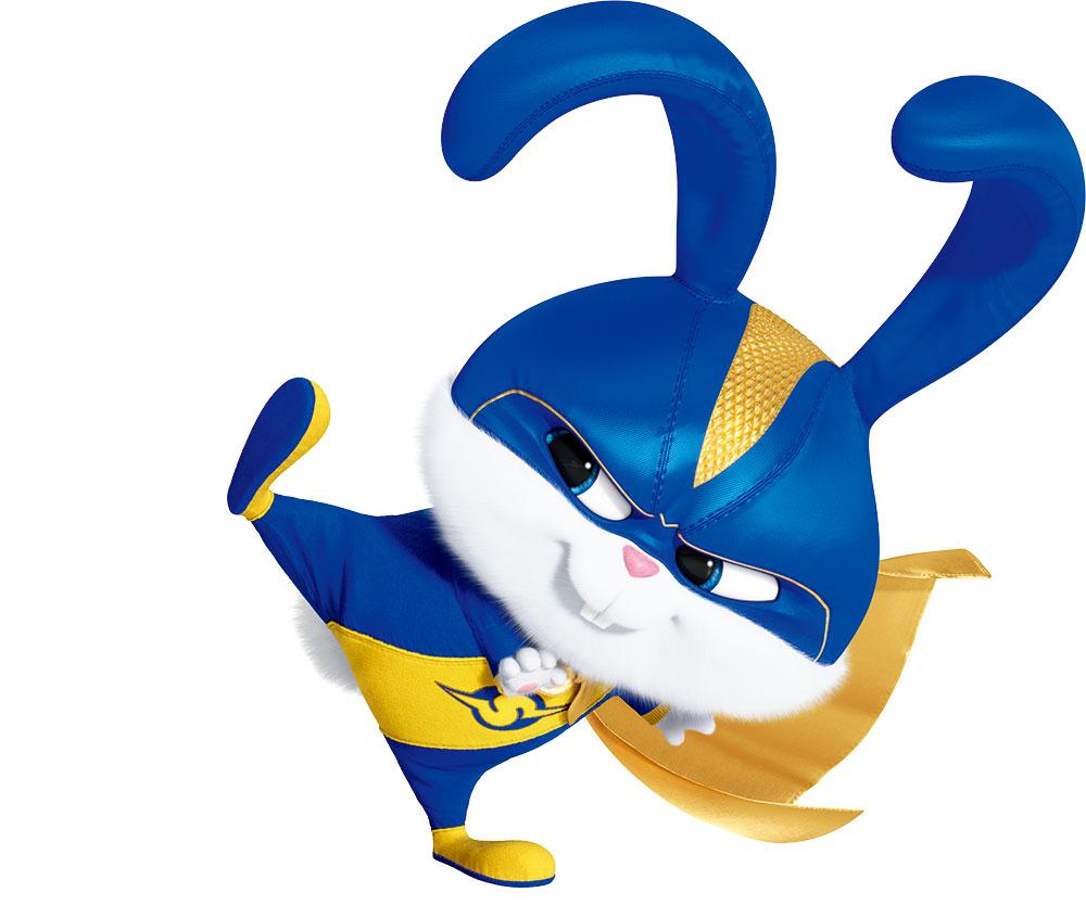 画像3: 新登場のペットも最高にキュート!「ペット2」キャラクター紹介!