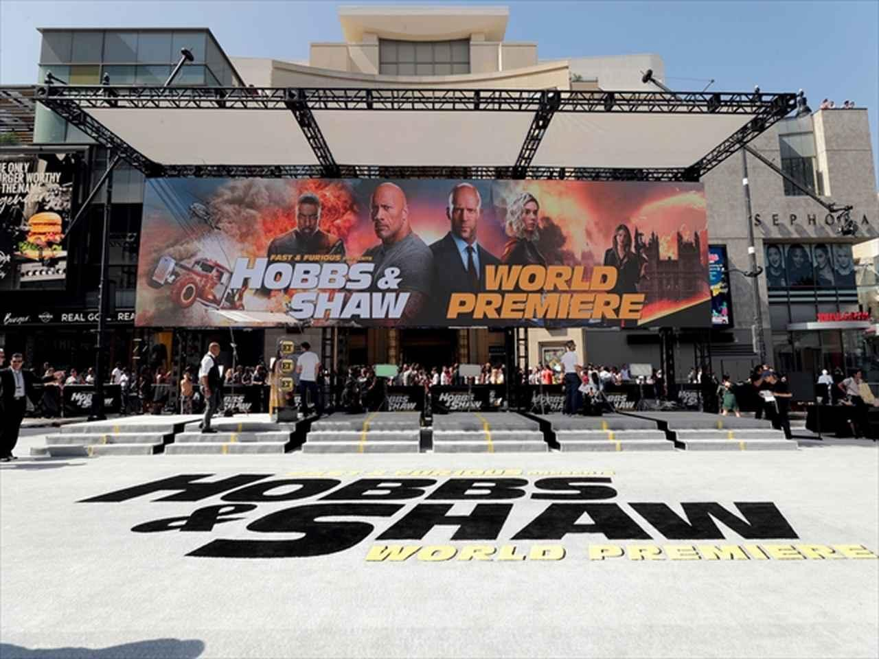 画像: ハリウッド大通りをガチ封鎖!「ワイルド・スピード/スーパーコンボ」グローバル・プレミアがとんでもない - SCREEN ONLINE(スクリーンオンライン)