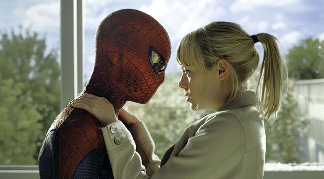 画像: 2014年にはアンドリュー・ガーフィールド版「アメイジング・スパイダーマン」