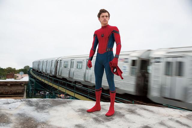 画像: 2017年にはトム・ホランド主演で「スパイダーマン:ホームカミング」が公開された