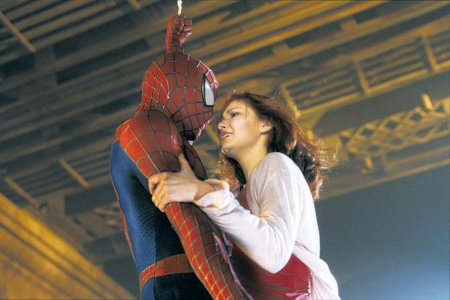 画像: 2002年にトビー・マッガイア主演で製作された「スパイダーマン」は3部作に