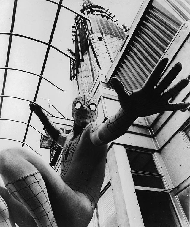 画像: 1977年に製作されたドラマ版「スパイダーマン」は翌年日本で劇場公開