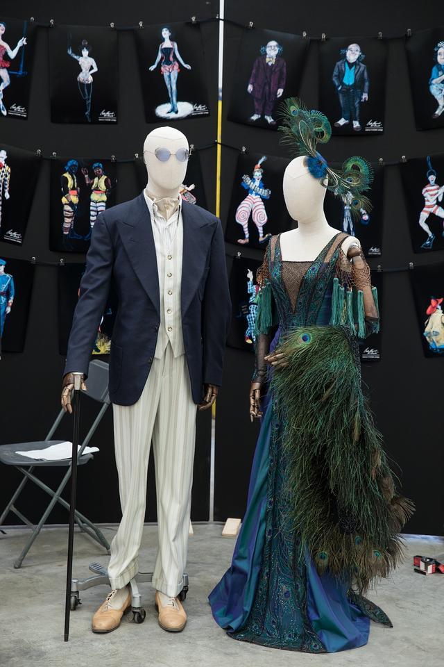 画像1: ティム・バートン監督と長年組む衣装デザイナー、コリーン・アトウッド