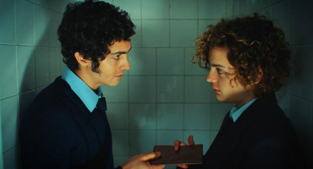 """画像3: ラモンとカルリートスの関係性は""""名もなき愛""""だと思ってる"""