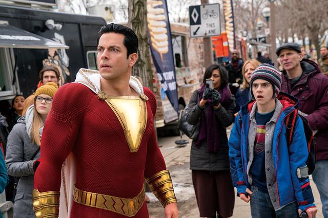 画像: DCニュー・ヒーローは実はコドモ? 「シャザム!」