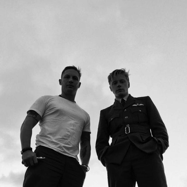 画像: 「ダンケルク」の共演者トム・ハーディと新作『フォンゾ』でも再共演 Jack Lowden(@j_a_ lowden) インスタグラム より
