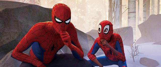 画像: 実写版「スパイダーバース」、作られたらいいなあ