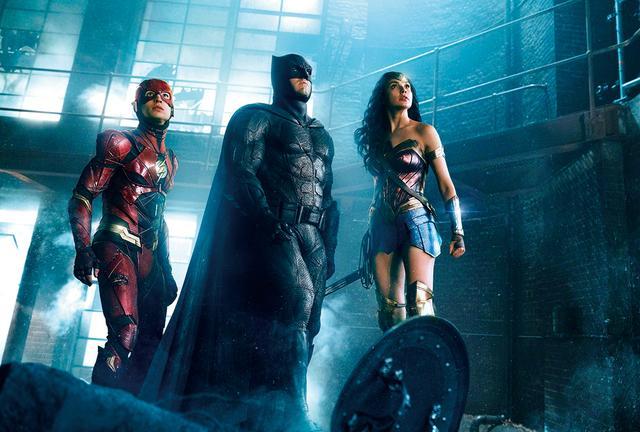 画像: DCヒーロー大集合の「ジャスティス・リーグ」