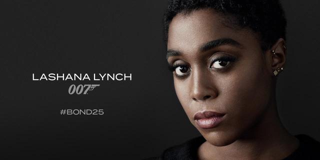 画像: 次の007は黒人女性に? ボンド新作でラシャーナ・リンチが新007役を演じている? - SCREEN ONLINE(スクリーンオンライン)