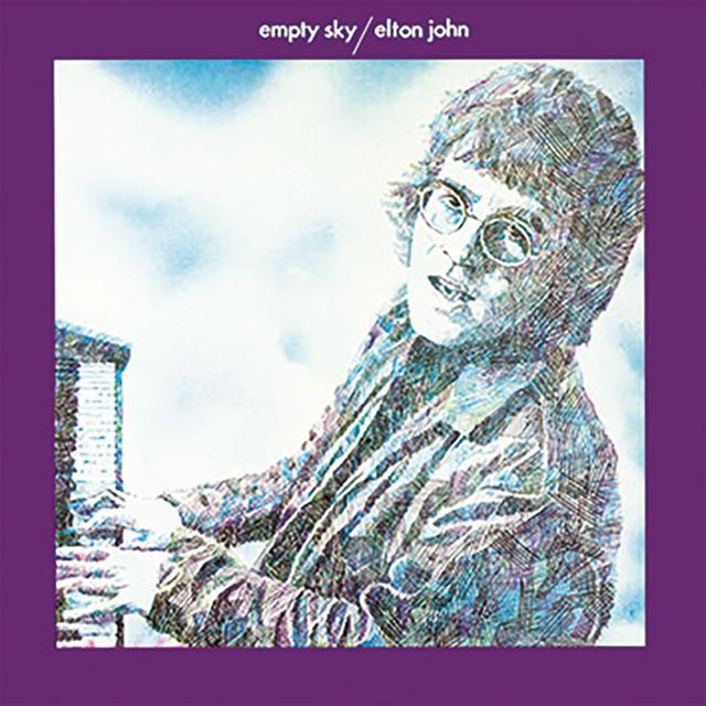 画像: 「エンプティ・スカイ(エルトン・ジョンの肖像)」