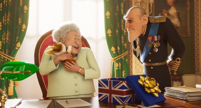 画像3: バッキンガム宮殿を飛び出し、レックスの大冒険がはじまる!