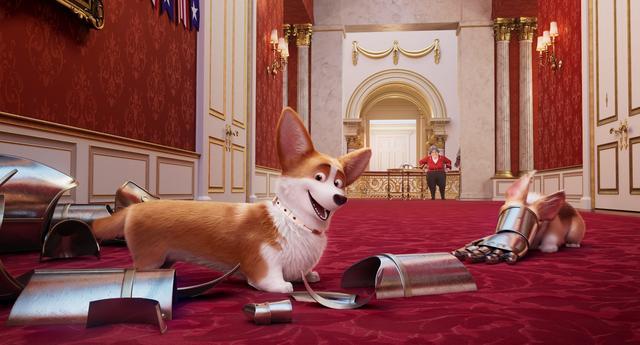 画像5: バッキンガム宮殿を飛び出し、レックスの大冒険がはじまる!