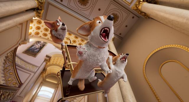画像1: バッキンガム宮殿を飛び出し、レックスの大冒険がはじまる!
