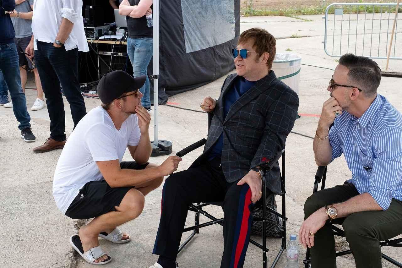 画像2: 映画『ロケットマン』 製作を務めたマシュー・ボーンの 電話インタビューが実現!