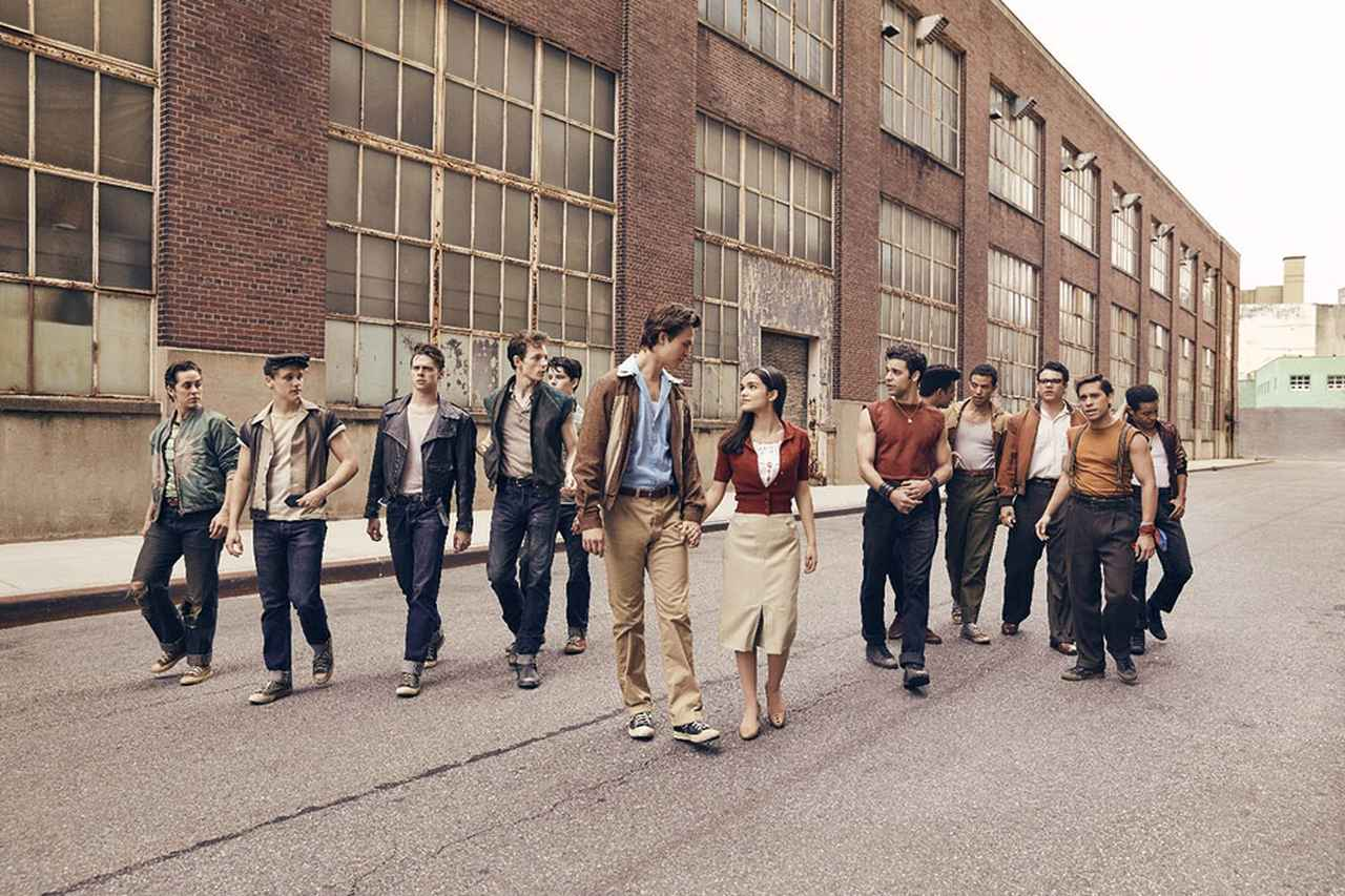 画像: 名作ミュージカルのリメーク『ウエスト・サイド・ストーリー(原題)』は2020年12月公開予定 提供:West Side Story Twentieth Century Fox