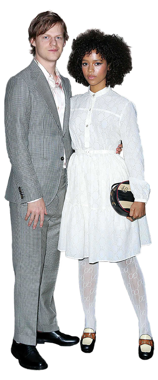 画像: 今年5月には伊ローマで開催されたグッチのショーに恋人と出席 Photo b yErnesto S. Ruscio/Getty Images for Gucci