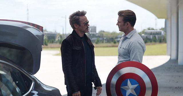 画像: ついにトニーとの確執を終え、二人の間に絆がよみがえる