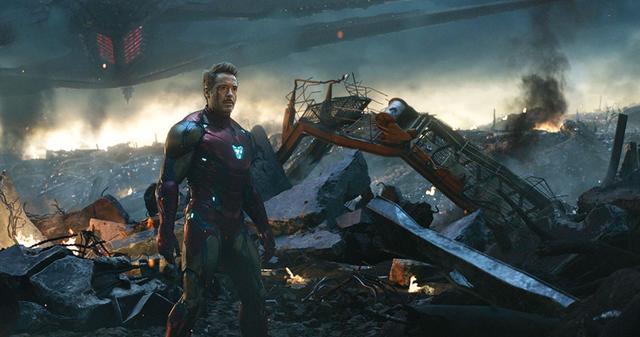 画像: 最終決戦の終盤、トニーはある重要な決断をくだす