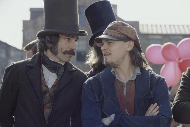 画像: スコセッシ監督と初コンビを組んだ「ギャング・オブ・ニューヨーク」