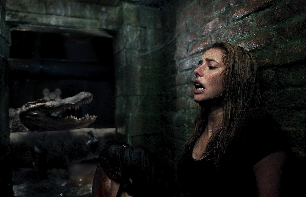 画像: サム・ライミが仕掛ける究極のサバイバルホラー、それはワニ! 最恐映画「クロール ―凶暴領域―」がやってくる